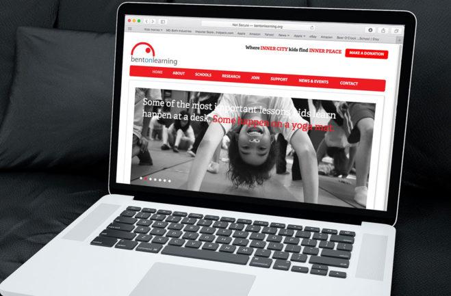 BENT ON LEARNING- Branding/Website
