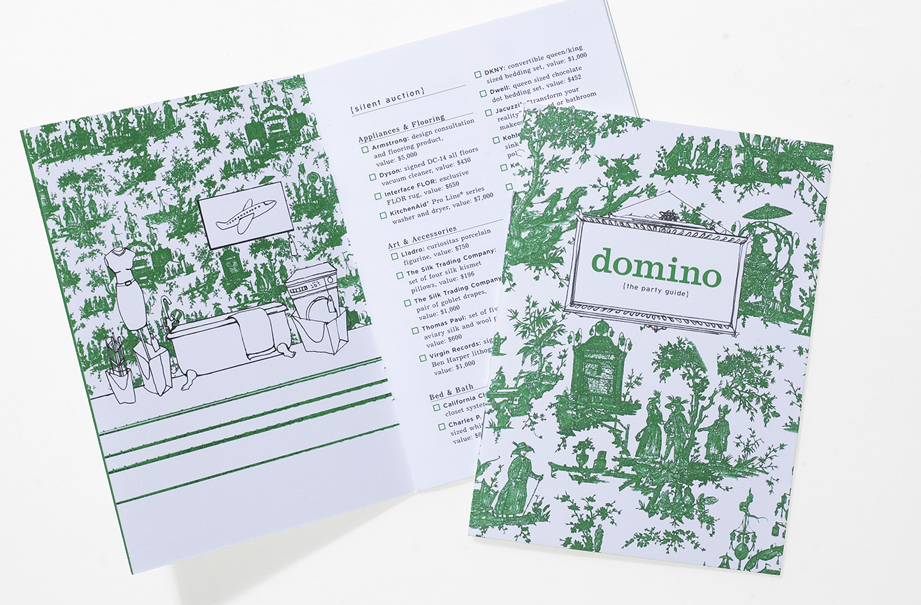 Domino Magazine Launch Event
