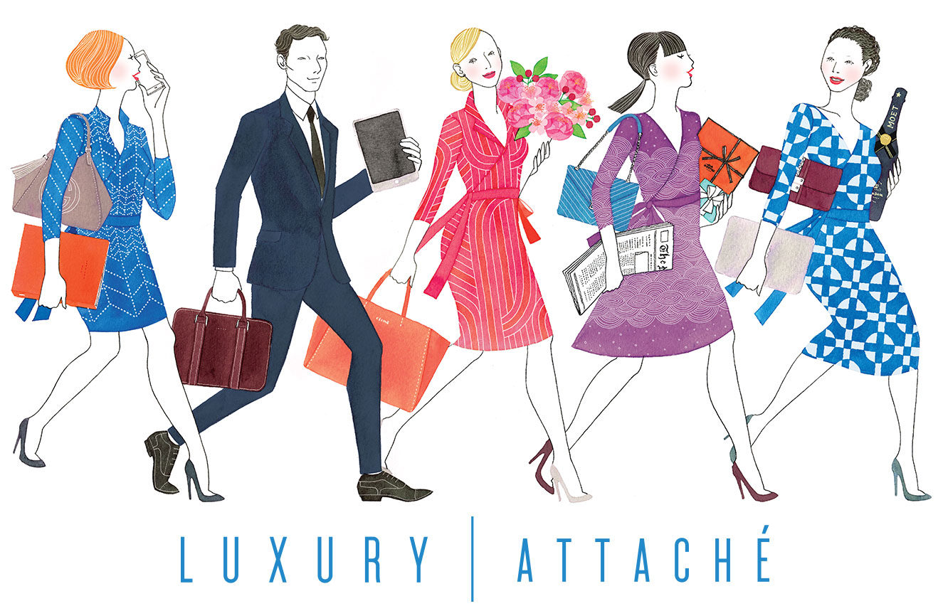 Luxury Attache Brand Refresh