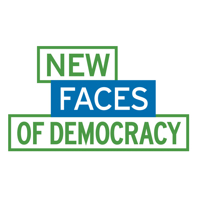NEW FACES OF DEMOCRACY – Branding
