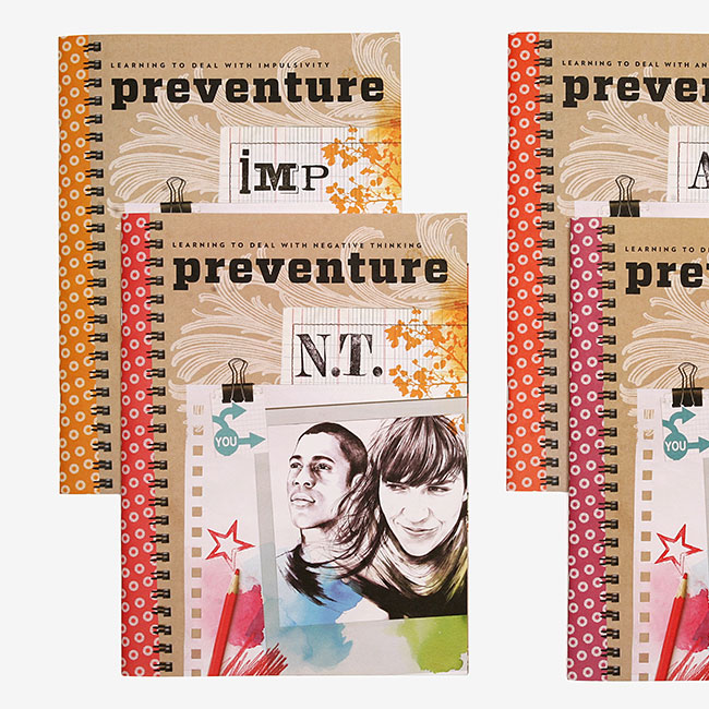 Preventure – Educational Workbook Series