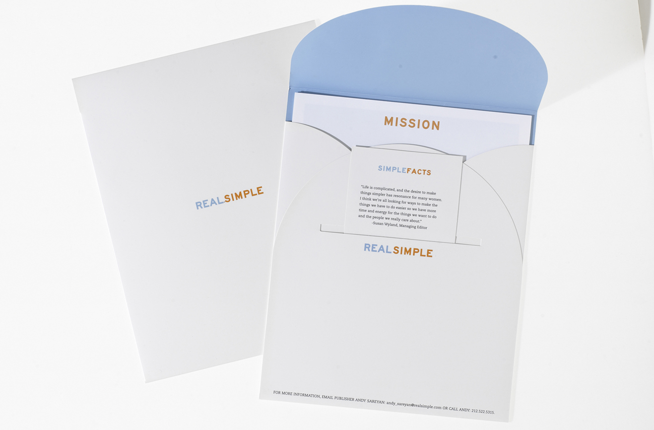 RealSimple Magazine Media kit