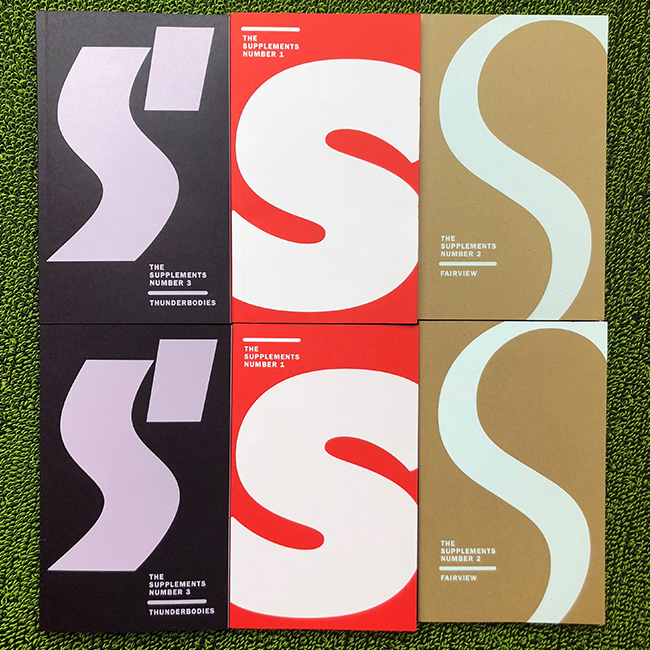 The Supplements Book Series