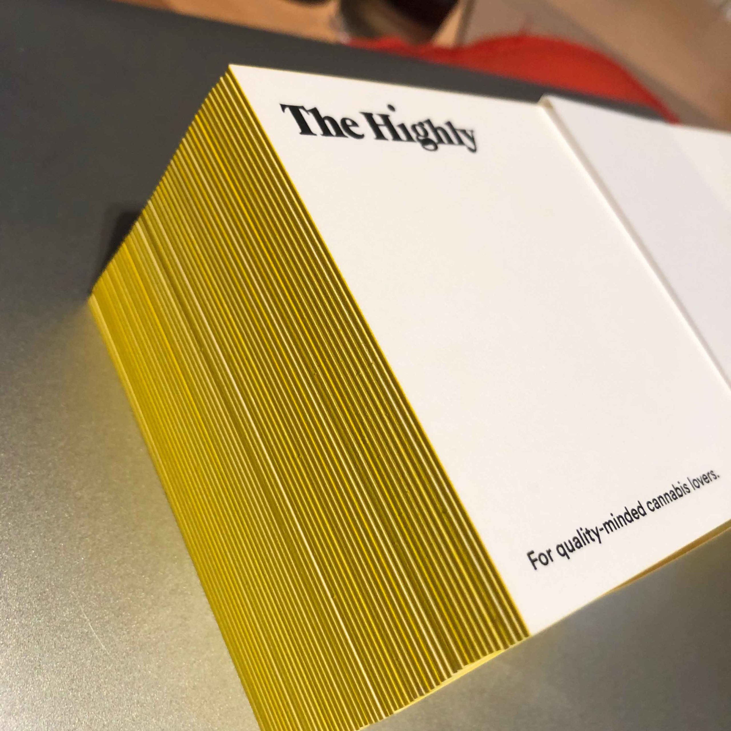 THE HIGHLY – Branding