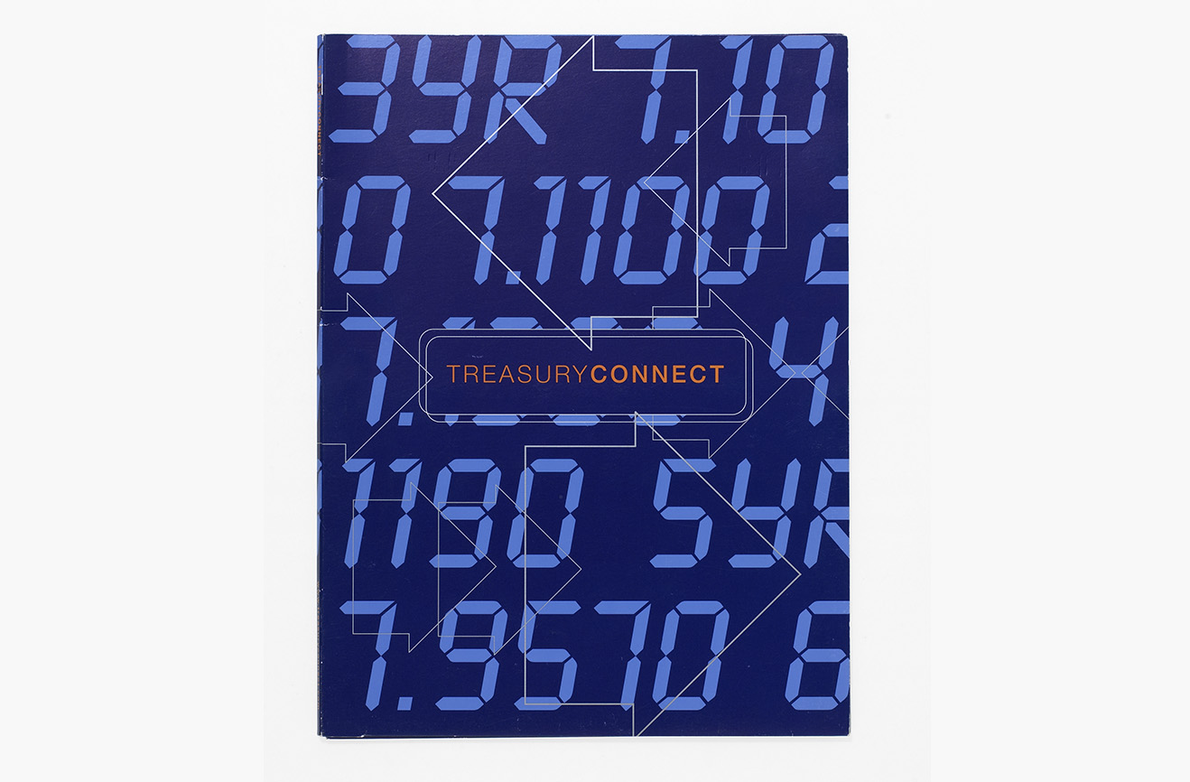 Treasury Connect Press Kit