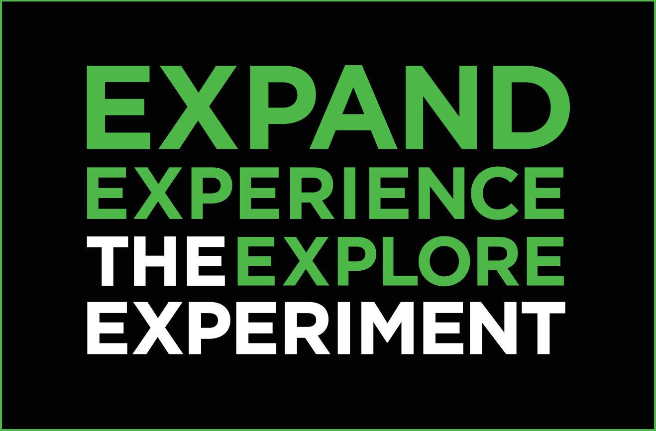 THE EXPERIMENT- Print/Digital Catalog